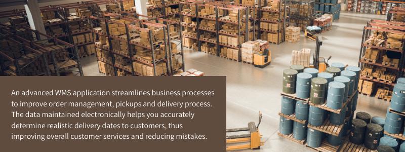 – warehouse management software uae
